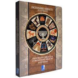 Dicionário Bíblico Ilustrado - Rubinho Pirola