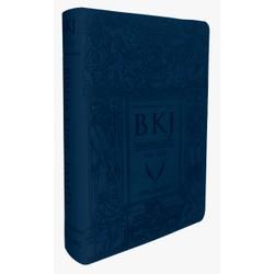 Bíblia King James Fiel 1611 (Letra Ultra Gigante - Azul)
