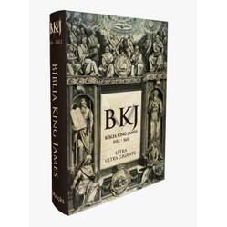 Bíblia King James Fiel 1611 (Letra Ultra Gigante - Capa Dura)