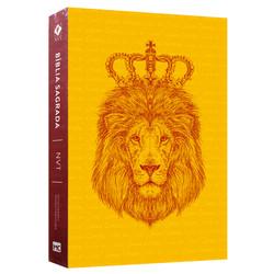 Bíblia NVT - Leão de Judá