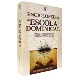 Enciclopédia da Escola Dominical - Elmer L. Towns