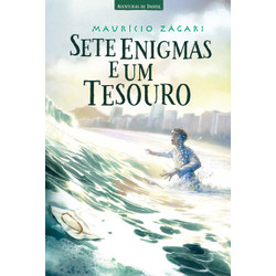 Sete Enigmas e um Tesouro - Maurício Zágari