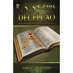 33 Graus de Decepção - Tom C. McKenney