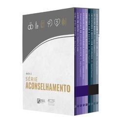 Série Aconselhamento - Box 2 (10 ao 18)