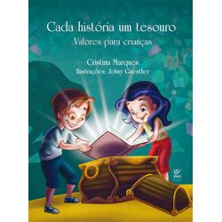 Cada História um Tesouro - Cristina Marques
