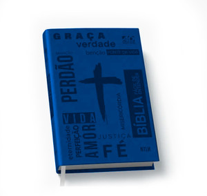 Bíblia Sagrada Fácil de Entender (Words - Luxo )