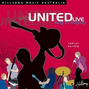CD King of Majesty - Hillsong United
