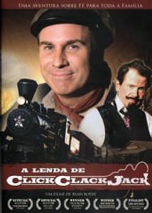 DVD A Lenda de Click Clack Jack - Filme