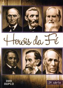 DVD Heróis da Fé - 2ª Série - Documentário