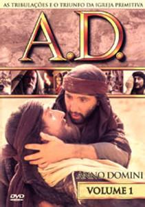 DVD A.D. Anno Domini - Vol 1 - Filme