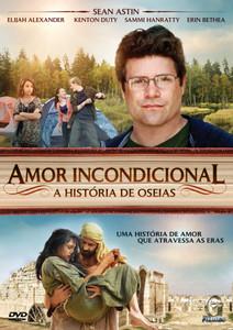 DVD Amor Incondicional - A história de Oséias - Filme