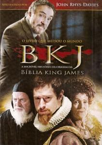 DVD BKJ: O livro que mudou o mundo - Documentário