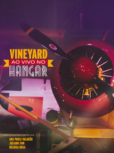 DVD Vineyard Ao vivo no Hangar - Vineyard Brasil
