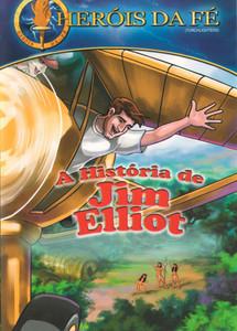 DVD A História de Jim Elliot - Desenho