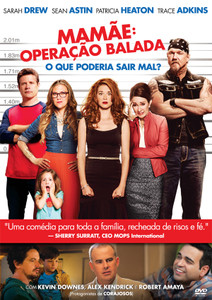 DVD Mamãe: Operação Balada - Filme