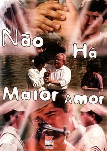 DVD Filme Não há maior amor