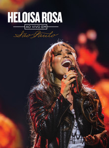 DVD Ao vivo em São Paulo - Heloisa Rosa