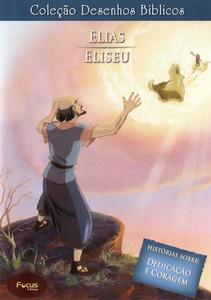DVD Volume 17 - Elias e Eliseu - Coleção Desenhos Bíblicos