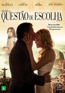 DVD Questão de Escolha - Filme