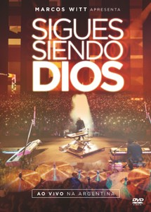 DVD Sigues Siendo Dios - Marcos Witt