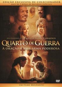Quarto de Guerra - DVD