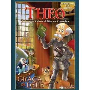DVD Volume 2 - A Graça de Deus (Theo - Desenho)