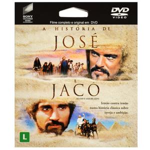 DVD A História de José e Jacó epack