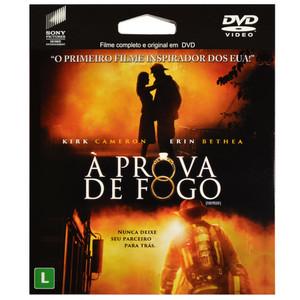 DVD Prova de Fogo - E-Pack - Filme