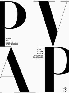 DVD Piano e Voz, Amigos e Pertences 2 - Paulo César Baruk