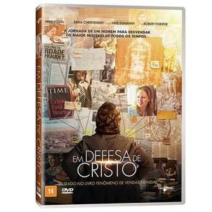 DVD Em Defesa de Cristo - Filme