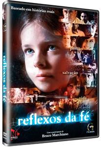 DVD Filme Reflexos da Fé