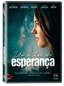 DVD Um olhar de Esperança - Filme