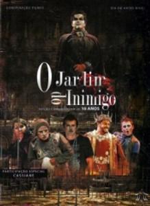 DVD O Jardim do Inimigo - Edição Comemorativa de 10 anos - Jeová Nissi
