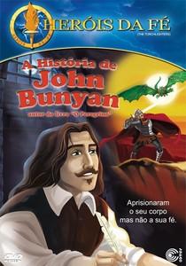 DVD A História de John Bunyan - Desenho