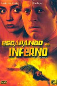 DVD Escapando do Inferno - Filme