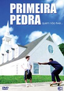 DVD Primeira Pedra - Filme