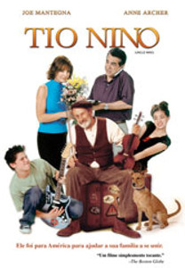 DVD Tio Nino - Filme