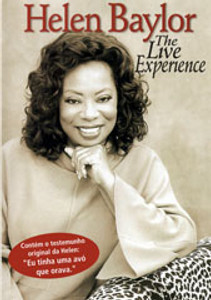 DVD The Live Experience (Helen Baylor)
