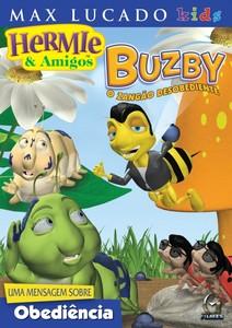 DVD Buzby - O zangão desobediente - Hermie & Amigos - Max Lucado Kids