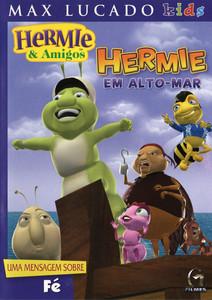 DVD Hermie em Alto-Mar - Hermie & Amigos - Max Lucado Kids