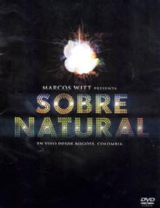 DVD Sobrenatural - Marcos Witt