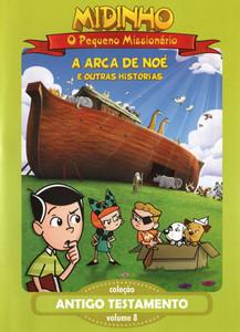 DVD Antigo Testamento - Vol. 8 - A Arca de Noé - Midinho