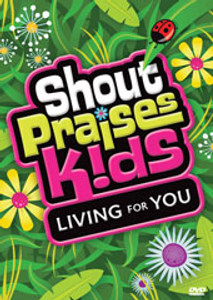 DVD Living For You - Shout Praise