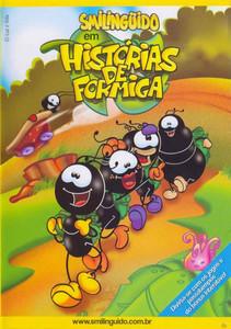 DVD Histórias de Formiga - Smilingüido