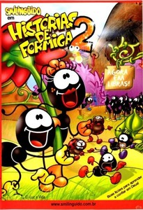 DVD Histórias de Formiga 2 - Smilingüido