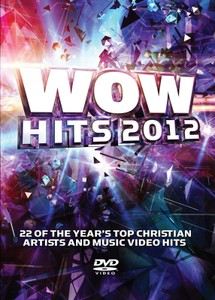 DVD WOW Hits 2012 - WOW - Coletânea