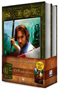 Kit O Peregrino 1 e 2 + DVD Filme