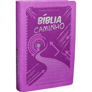 Bíblia Caminho (Orquídea)