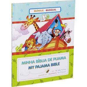 Minha Bíblia de Pijama - Com texto bilíngue