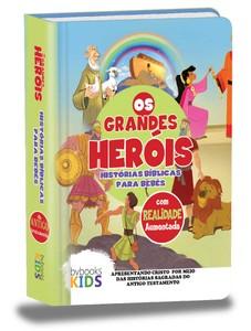 Os Grandes Heróis - Histórias Bíblicas para Bebês